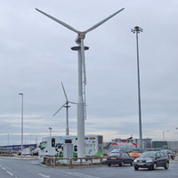 Tesco turbine, Barrow